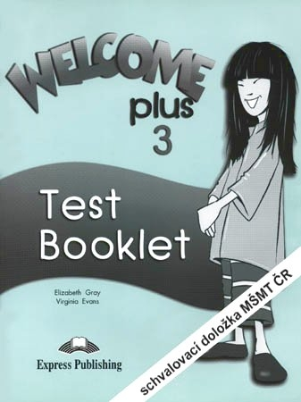 Welcome Plus 3 - Test Booklet