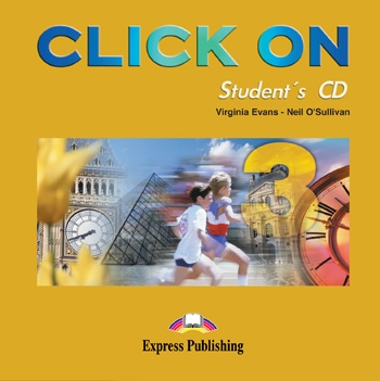 Click On 3 - Student´s Audio CD (1)