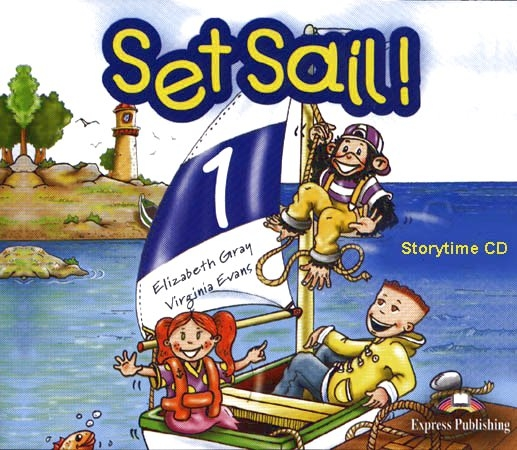 Set Sail 1 - Storytime Audio CD
