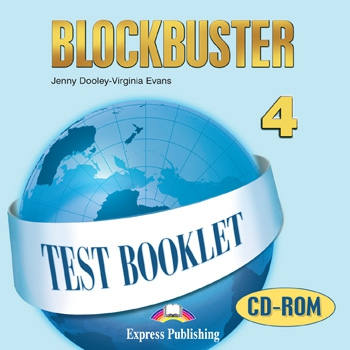 Blockbuster 4 - test booklet CD-ROM