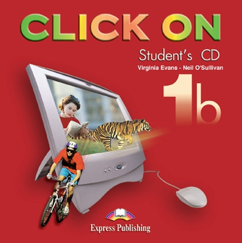 Click On 1b - Student´s Audio CD