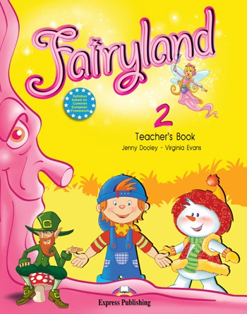 Fairyland 2 - teacher´s book with posters (interleaved)