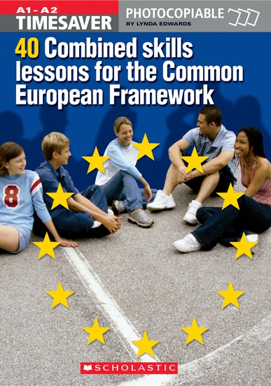 Timesaver - 40 Combined Skills Lessons for the Common European Framework + CD