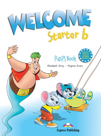 Welcome Starter B - Pupil´s Book