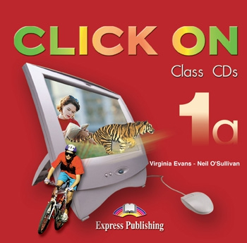 Click On 1a - Class Audio CDs (2)