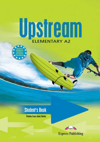 Upstream Elementary A2 - Student´s Book + audio CD