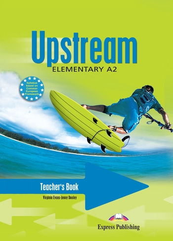 Upstream Elementary A2 - Teacher´s Book (interleaved)