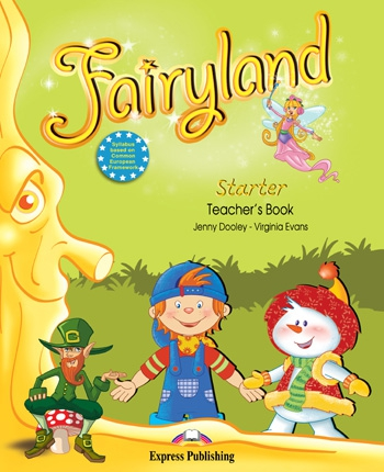 Fairyland Starter - teacher´s book (with posters)