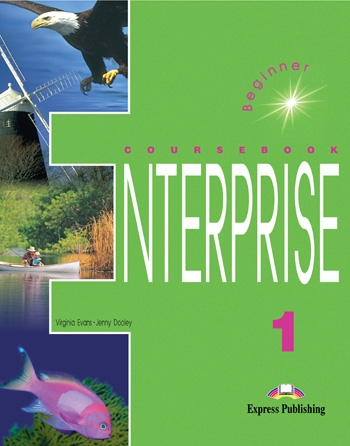 Enterprise 1 Beginner - Student´s Book with CD