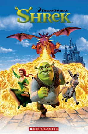 Popcorn ELT Readers 1: Shrek 1