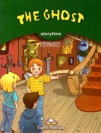 Storytime 3 The Ghost - PB + DVD-ROM/audio CD
