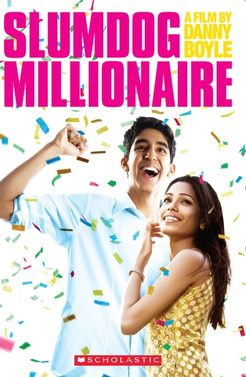 Secondary Level 4: Slumdog Millionaire - book+CD