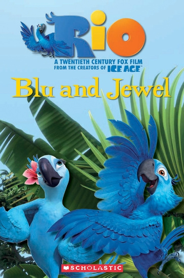 Popcorn ELT Readers 1: RIO Blu and Jewel