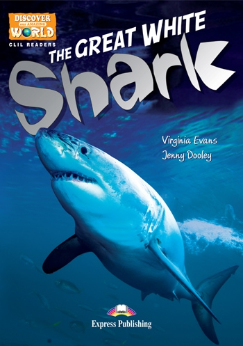 Discover Readers - The Great White Shark - Reader with multi-ROM