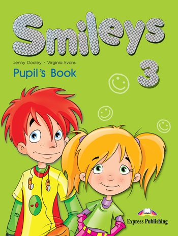 Smiles 3 - Pupil´s book