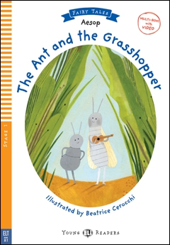 ELI - A - Young 1 - The Ant and the Grasshopper - readers + Multi-Rom