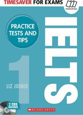 Timesaver for Exams - Practice Tests & Tips for First (5.5-7.5) + 3CD