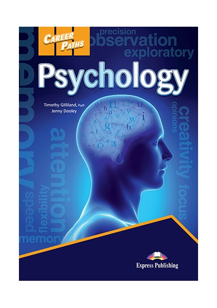 Career Paths Psychology - SB with Digibook App.