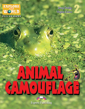 Explore our World - Animal Camouflage - Reader with cross-platform application (level 2)