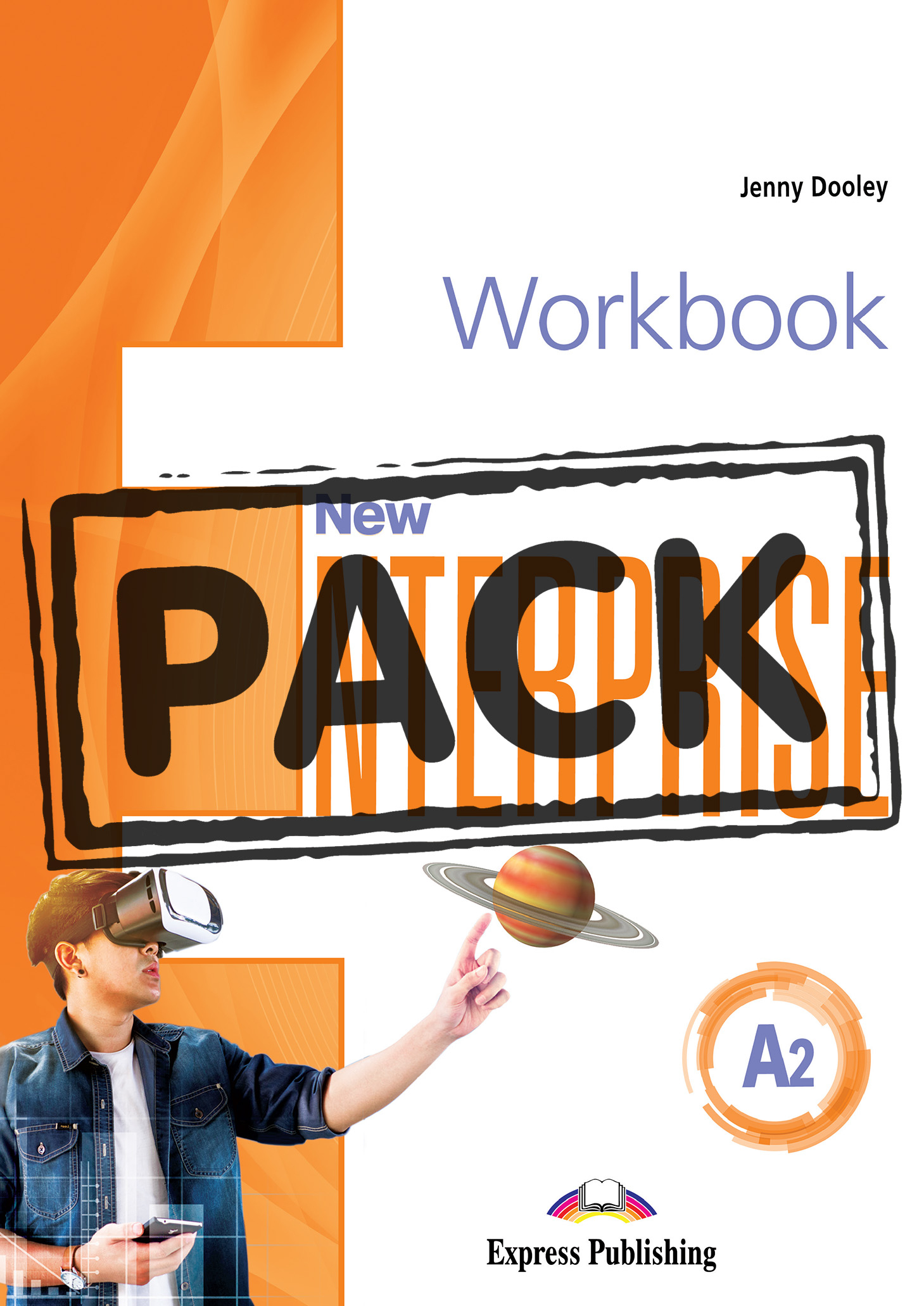 New Enterprise A2 - Workbook with Digibook App.