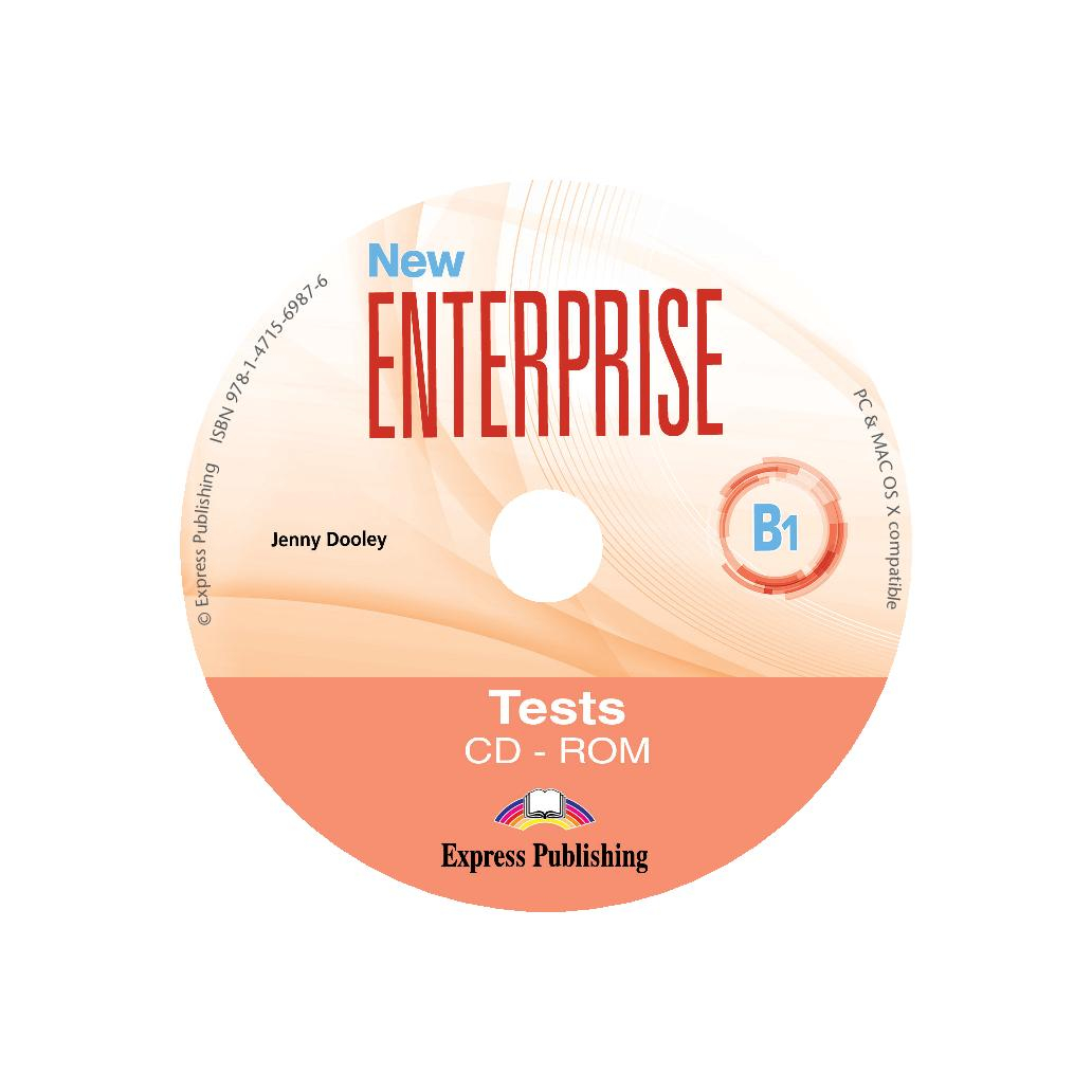 New Enterprise A2 - Tests CD-ROM (International)