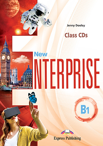 New Enterprise B1 - Class CDs (set of 3) (International)
