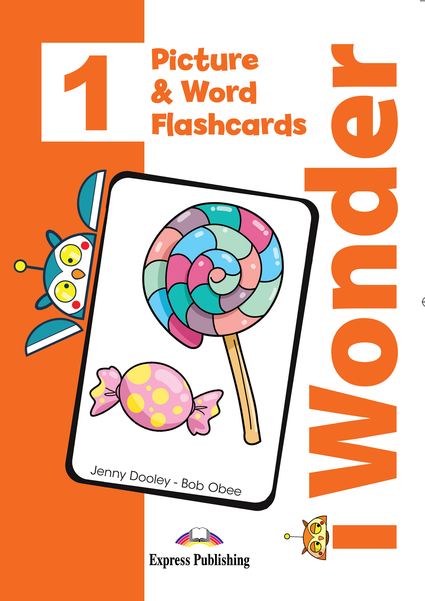 i-Wonder 1 - Picture & word flashcards