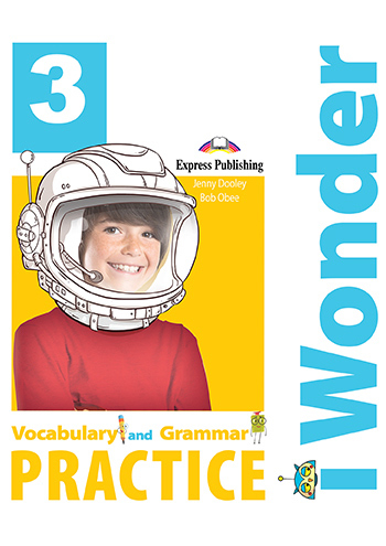 i-Wonder 3 - Vocabulary & Grammar Practice